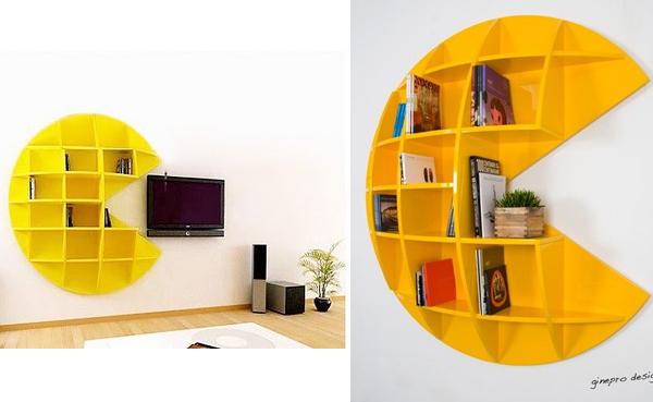 pac-man-inspired-designs-puckman-bookcase