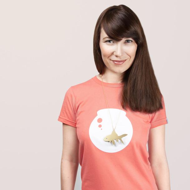 Creative T-shirts by Ninette Ellmann - Luft und Liebe
